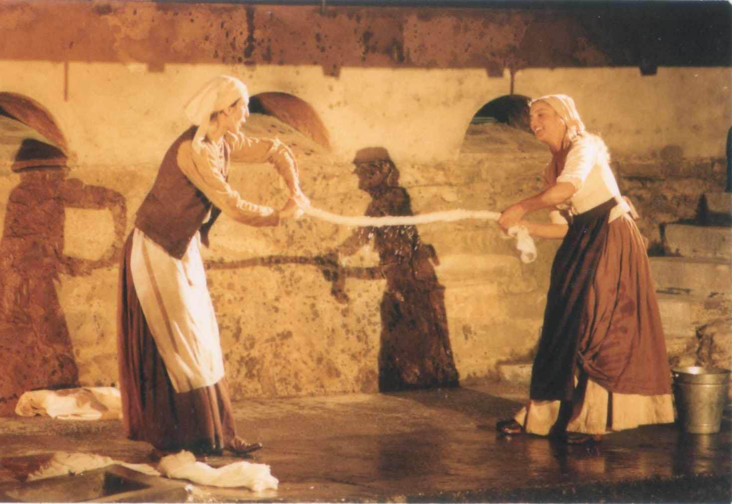 Lavandare - teatro prova - 2000