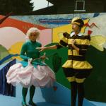 1988-89 La rosa amica di tutti