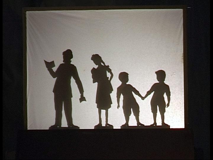 il treno dei bambini - teatro prova - 0