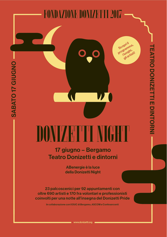 Donizetti Night Le Fiabe Della Buonanotte Teatroprovacom Theatre