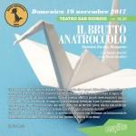 BERGAMO - TEATRO S. GIORGIO ORE 16.30